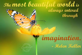 beautiful imagination helen keller